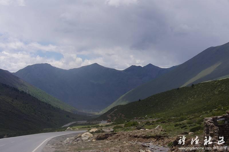 践行青春 2012我的川藏骑行